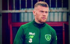 James McClean says being a 'white Irishman' is not 'high on the agenda in England' after abuse from fans