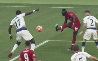 Liverpool take lead through Mo Salah's controversially awarded penalty