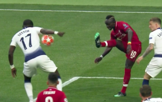Hand ball rule explains why Moussa Sissoko offence was a penalty