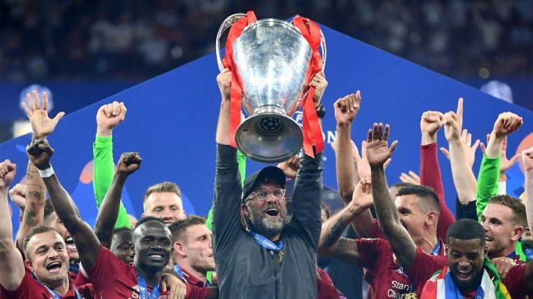 Liverpool and Tottenham break record in Champions League final