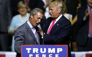 Donald Trump wants Nigel Farage to negotiate Brexit and tells UK to leave with no deal