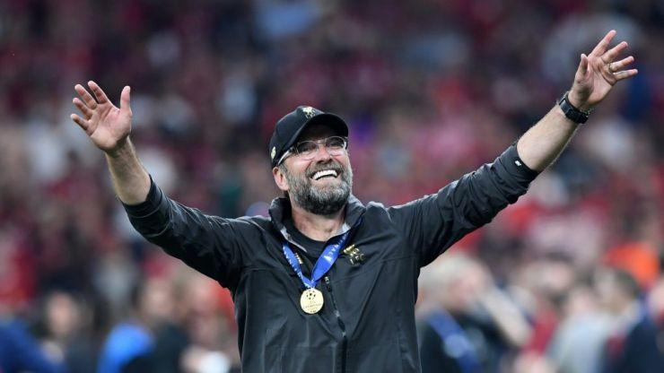 Jurgen Klopp made a cheeky Pep Guardiola joke in his press conference