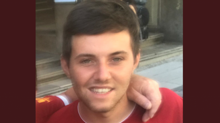 Liverpool fan Macauley Negus found after being reported missing in Madrid