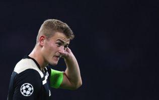 Matthijs de Ligt told to join Man Utd's rivals by Louis van Gaal