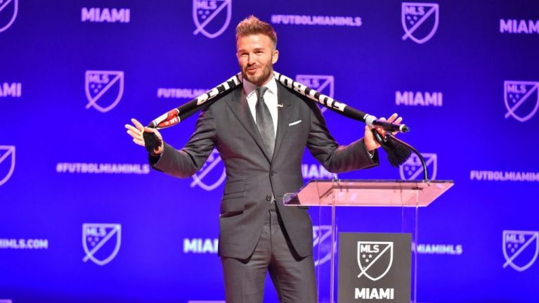 David Beckham makes Luis Suarez offer to join Inter Miami for debut MLS season