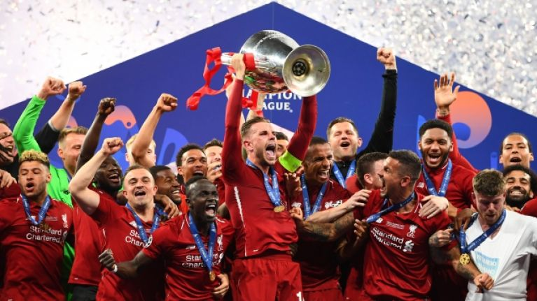 Liverpool advised to strengthen in two areas to build on European success