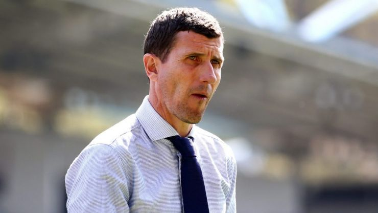 Javi Gracia emerges as shock candidate to replace Maurizio Sarri at Chelsea