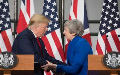 Donald Trump says NHS is 'on the table' in a trade deal with the UK