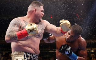 Eddie Hearn says Anthony Joshua vs Andy Ruiz rematch will happen this winter