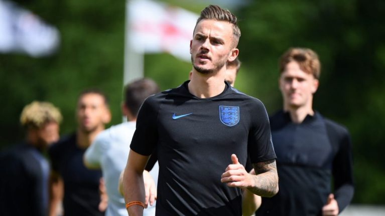 Manchester United lead race for James Maddison