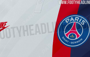 PSG's stunning 19/20 third kit has been leaked