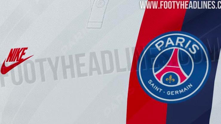 PSG's stunning 19/20 third kit has been leaked