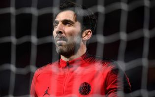 Gianluigi Buffon confirms Paris Saint-Germain departure