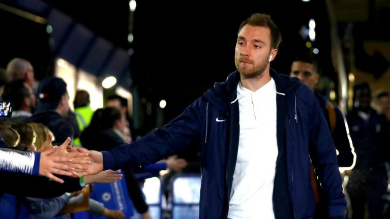 Christian Eriksen confirms he wants to leave Spurs for a new challenge this summer