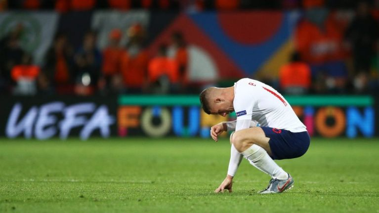 Calamitous extra-time goals see England lose to the Netherlands