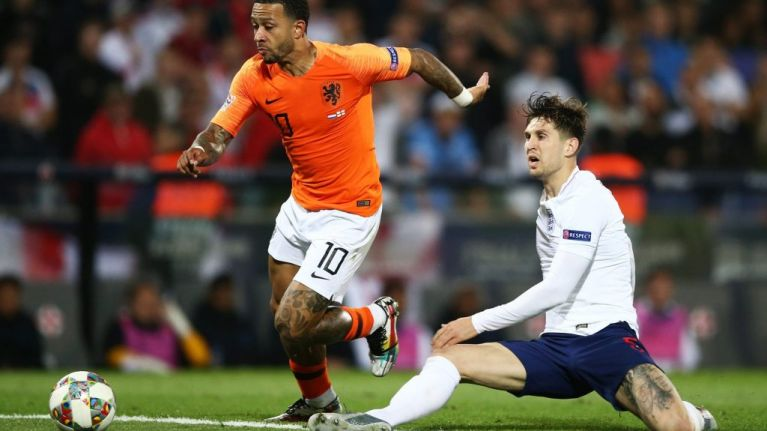 Jamie Carragher absolutely tears into John Stones after Netherlands defeat