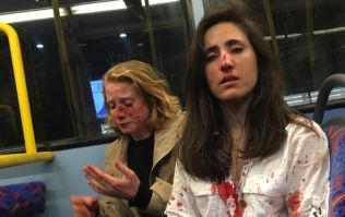Two women beaten in homophobic attack on London bus