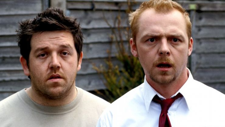 Simon Pegg and Nick Frost have a new horror film on the way, and it has a killer premise