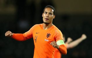 Virgil van Dijk now favourite to win Ballon d'Or