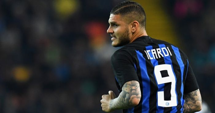 Manchester United turned down a swap deal for Inter Milan's Mauro Icardi