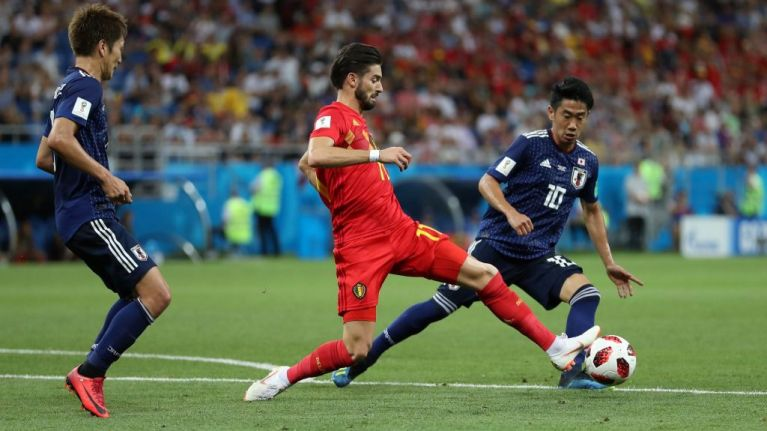 Arsenal linked with Yannick Carrasco as Belgian star confirms offer