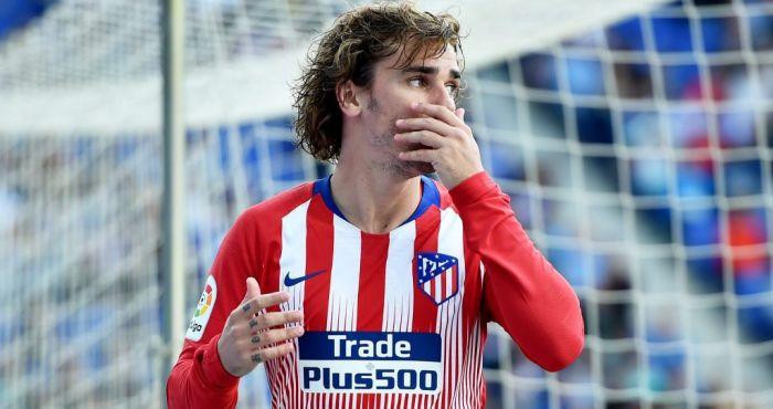 Antoine Griezmann could leave Atletico Madrid as part of swap deal