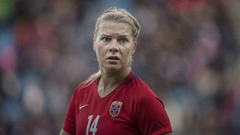 Ada Hegerberg isn't at the World Cup - here's why