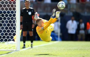 Jordan Pickford the hero as England take Nations League third place on penalties