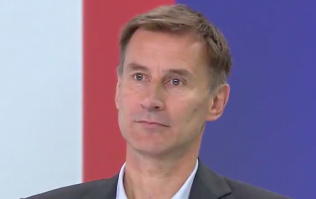 Jeremy Hunt says legal abortion limit should be cut from 24 weeks to 12