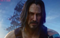 Keanu Reeves revealed as star of Cyberpunk 2077 via epic cinematic trailer at E3