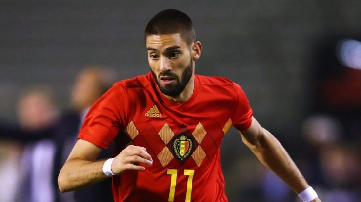 Yannick Carrasco provides transfer update to tease Arsenal fans further