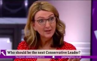 Jeremy Hunt gets called Jeremy C**t live on TV, again