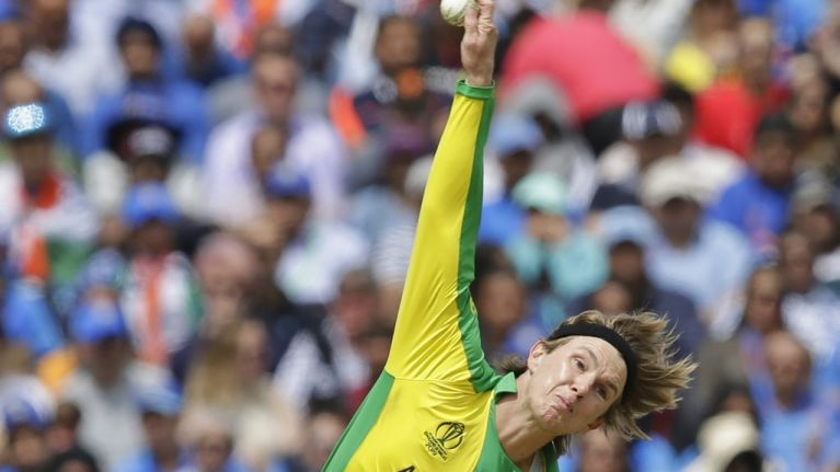 Australia captain denies accusations of ball tampering during Cricket World Cup