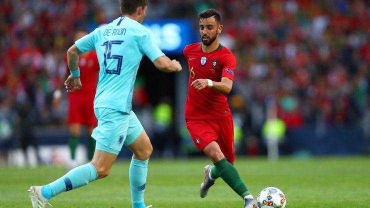 Liverpool linked to Portuguese banger merchant Bruno Fernandes