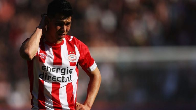 Napoli close to completing move for Hirving Lozano