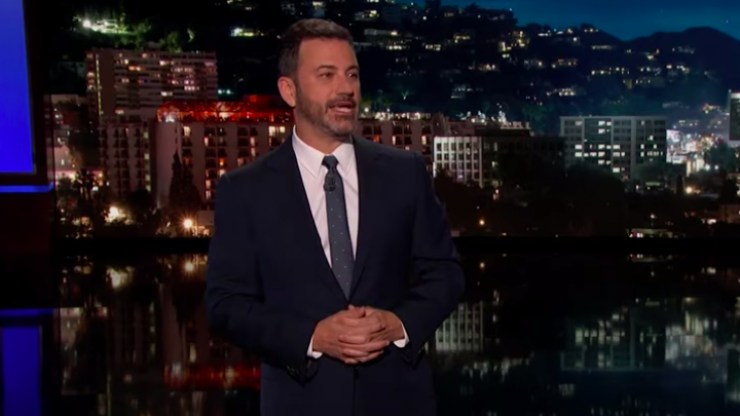 Jimmy Kimmel has hilarious theories on why Justin Bieber wants to fight Tom Cruise