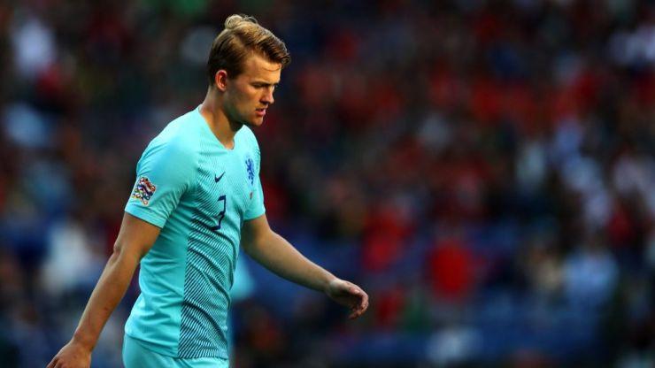 Matthijs de Ligt could snub Man Utd and Barcelona for Paris Saint-Germain