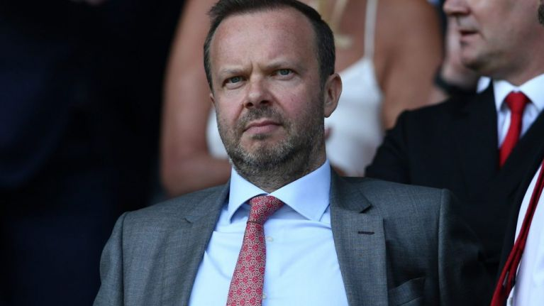 Ed Woodward set to remain in charge of Man Utd transfers
