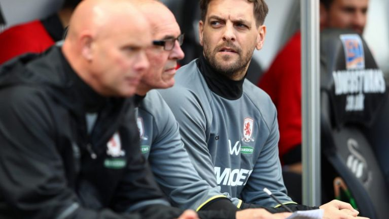 Jonathan Woodgate set to be named Middlesbrough manager