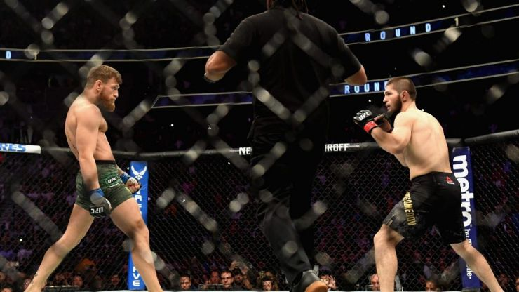 Khabib delivers humiliating response to McGregor rematch suggestion