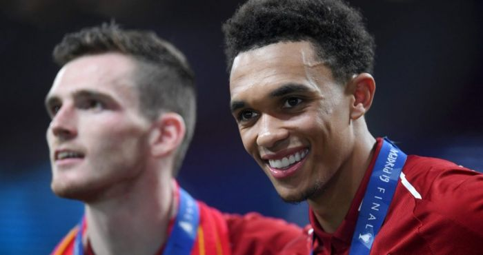 Trent Alexander-Arnold in top 20 most valuable players in world football, study says