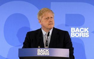 Boris Johnson tops first ballot of Tory leadership voting