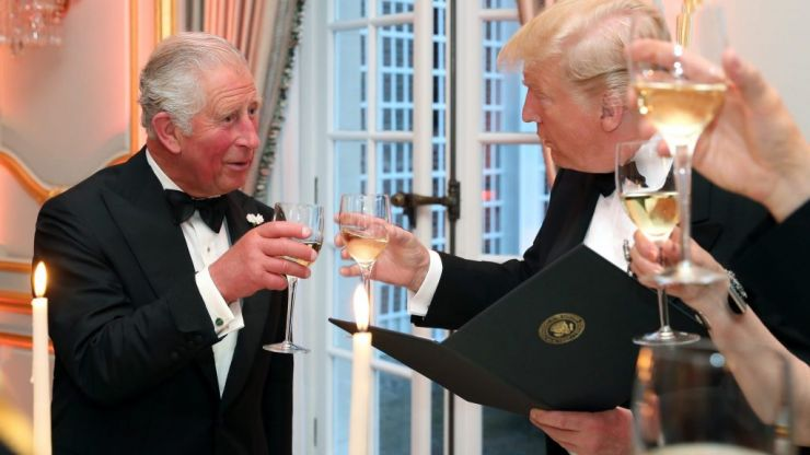 Donald Trump refers to Prince Charles as 'Prince of Whales' in tweet