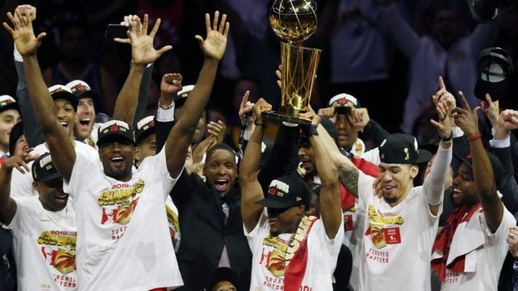 The Toronto Raptors have won their first ever NBA championship