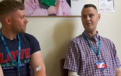 Man who has received over 100 pints of blood thanks NHS for saving his life