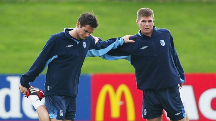 Steven Gerrard and Frank Lampard to have first managerial battle in pre-season