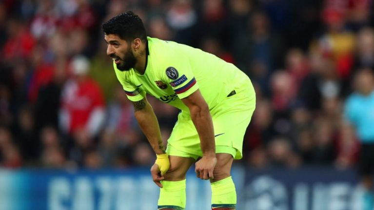 "Luis Suarez admits he ""wanted to disappear from the world"" after Liverpool comeback"