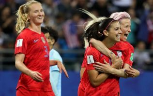 Criticism of USWNT celebrations against Thailand are sexist and miss the point of football