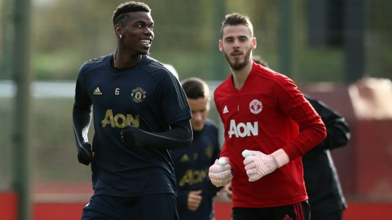 The players expected to join, leave and stay at Manchester United this summer