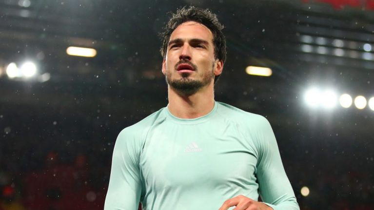 Bayern Munich, in their kindness, are letting Mats Hummels go back to Dortmund